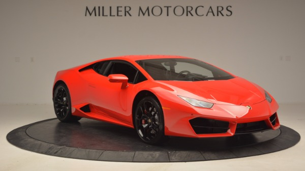 Used 2016 Lamborghini Huracan LP 580-2 for sale Sold at Maserati of Greenwich in Greenwich CT 06830 11