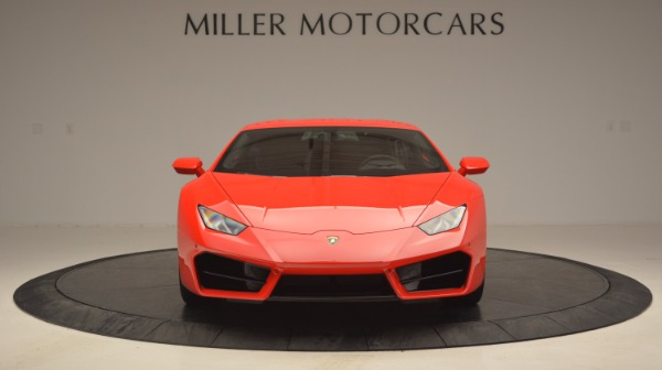 Used 2016 Lamborghini Huracan LP 580-2 for sale Sold at Maserati of Greenwich in Greenwich CT 06830 12