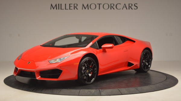 Used 2016 Lamborghini Huracan LP 580-2 for sale Sold at Maserati of Greenwich in Greenwich CT 06830 2