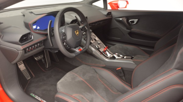 Used 2016 Lamborghini Huracan LP 580-2 for sale Sold at Maserati of Greenwich in Greenwich CT 06830 20