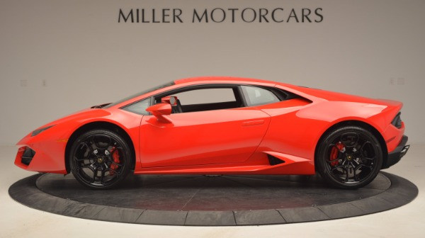 Used 2016 Lamborghini Huracan LP 580-2 for sale Sold at Maserati of Greenwich in Greenwich CT 06830 3