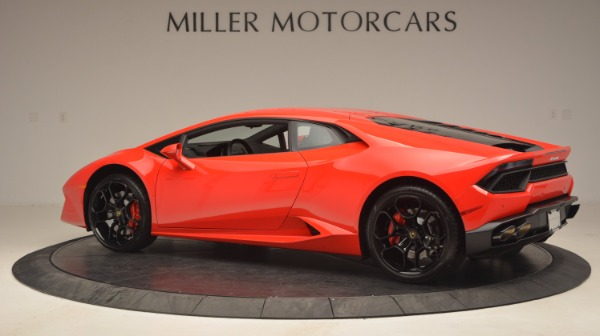 Used 2016 Lamborghini Huracan LP 580-2 for sale Sold at Maserati of Greenwich in Greenwich CT 06830 4