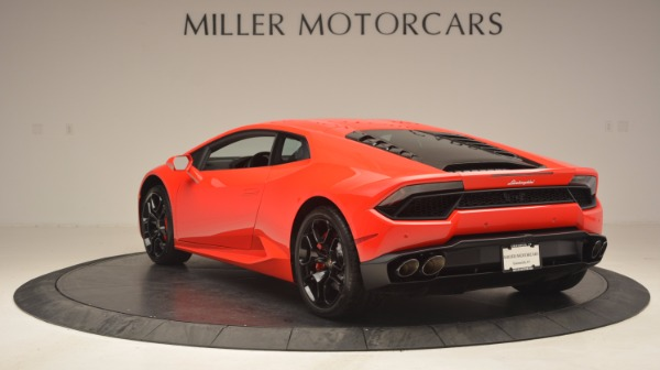 Used 2016 Lamborghini Huracan LP 580-2 for sale Sold at Maserati of Greenwich in Greenwich CT 06830 5