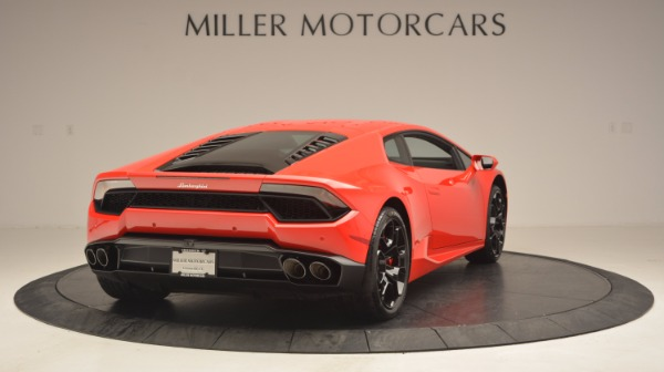 Used 2016 Lamborghini Huracan LP 580-2 for sale Sold at Maserati of Greenwich in Greenwich CT 06830 7