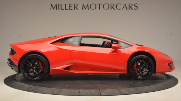 Used 2016 Lamborghini Huracan LP 580-2 for sale Sold at Maserati of Greenwich in Greenwich CT 06830 9