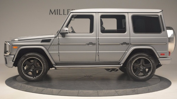 Used 2016 Mercedes Benz G-Class G 63 AMG for sale Sold at Maserati of Greenwich in Greenwich CT 06830 3