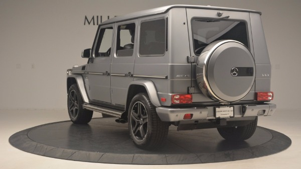 Used 2016 Mercedes Benz G-Class G 63 AMG for sale Sold at Maserati of Greenwich in Greenwich CT 06830 5