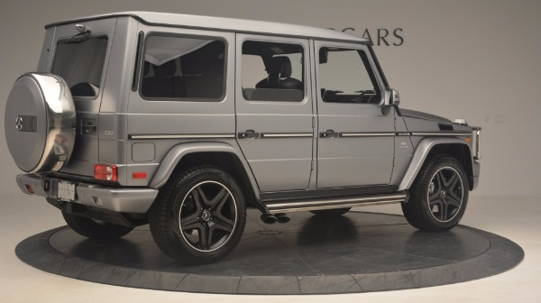 Used 2016 Mercedes Benz G-Class G 63 AMG for sale Sold at Maserati of Greenwich in Greenwich CT 06830 8