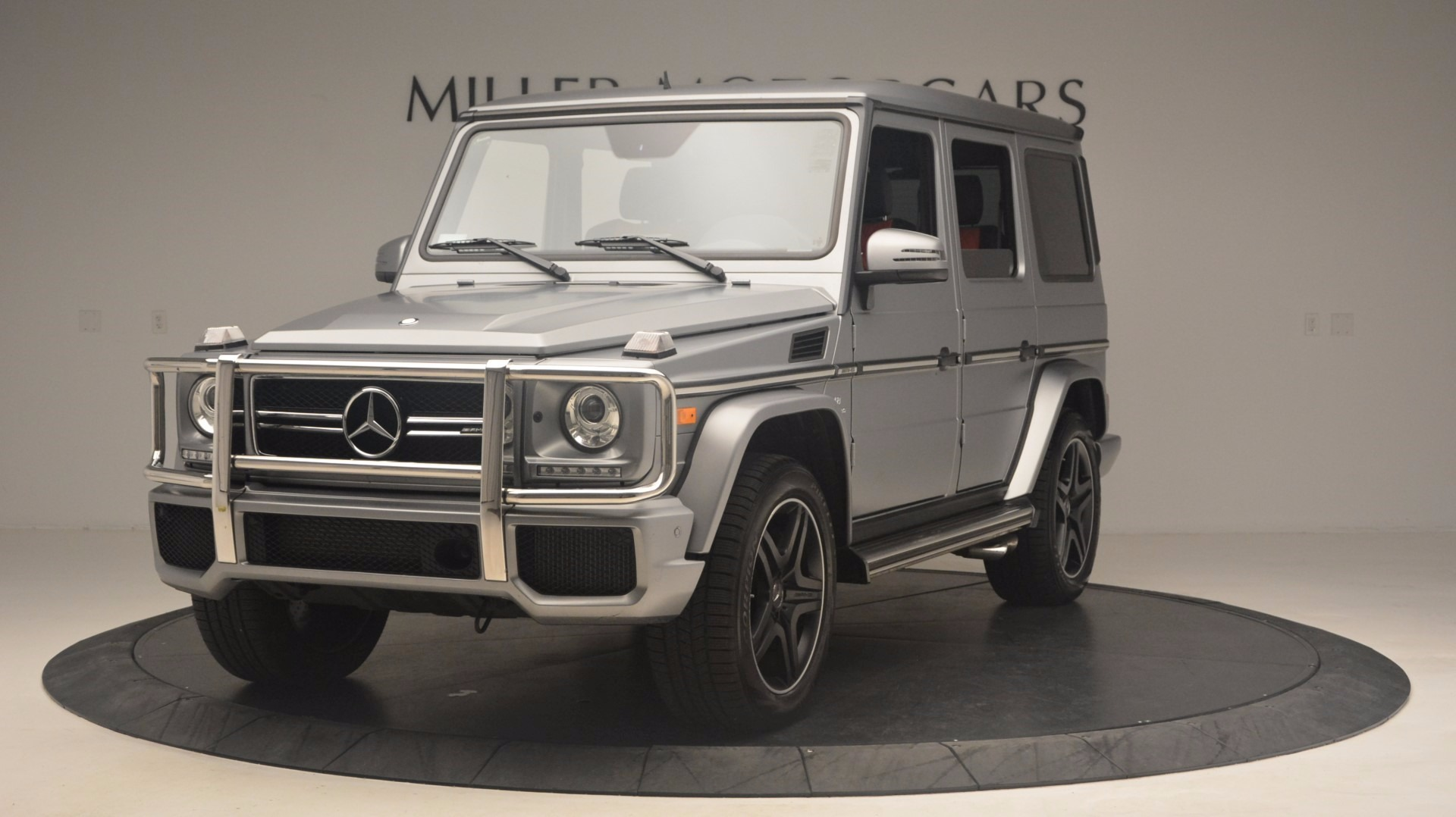 Used 2016 Mercedes Benz G-Class G 63 AMG for sale Sold at Maserati of Greenwich in Greenwich CT 06830 1