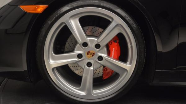 Used 2014 Porsche 911 Carrera 4S for sale Sold at Maserati of Greenwich in Greenwich CT 06830 20