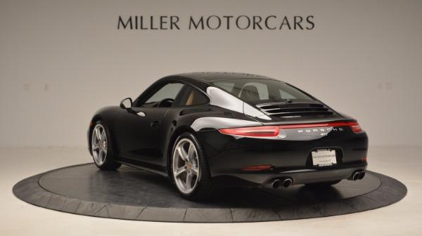 Used 2014 Porsche 911 Carrera 4S for sale Sold at Maserati of Greenwich in Greenwich CT 06830 5