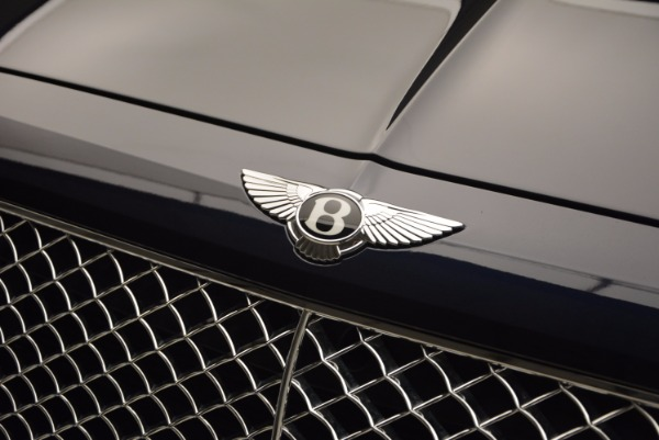 Used 2017 Bentley Bentayga W12 for sale Sold at Maserati of Greenwich in Greenwich CT 06830 15