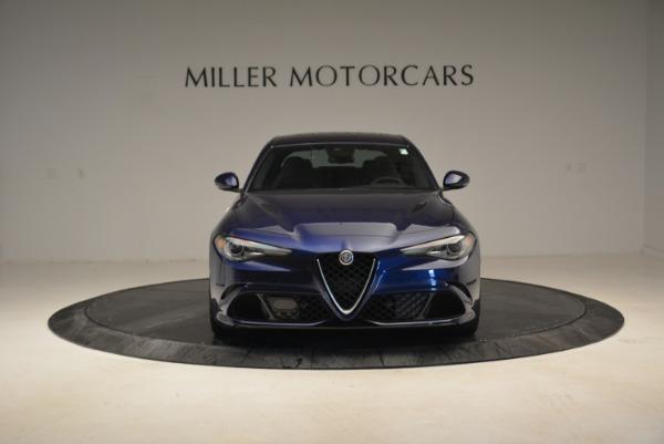 Used 2017 Alfa Romeo Giulia Quadrifoglio for sale Sold at Maserati of Greenwich in Greenwich CT 06830 12
