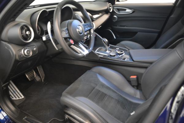 Used 2017 Alfa Romeo Giulia Quadrifoglio for sale Sold at Maserati of Greenwich in Greenwich CT 06830 14