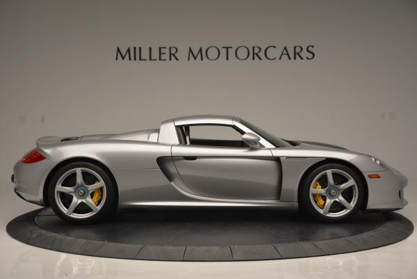 Used 2005 Porsche Carrera GT for sale Sold at Maserati of Greenwich in Greenwich CT 06830 12