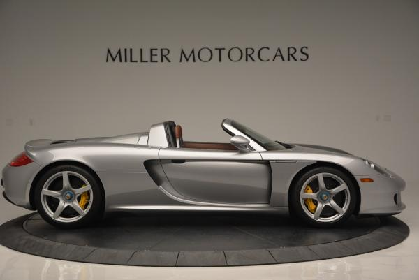Used 2005 Porsche Carrera GT for sale Sold at Maserati of Greenwich in Greenwich CT 06830 13