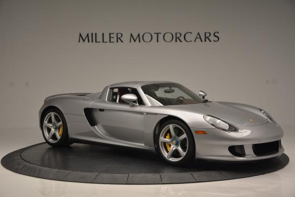 Used 2005 Porsche Carrera GT for sale Sold at Maserati of Greenwich in Greenwich CT 06830 15