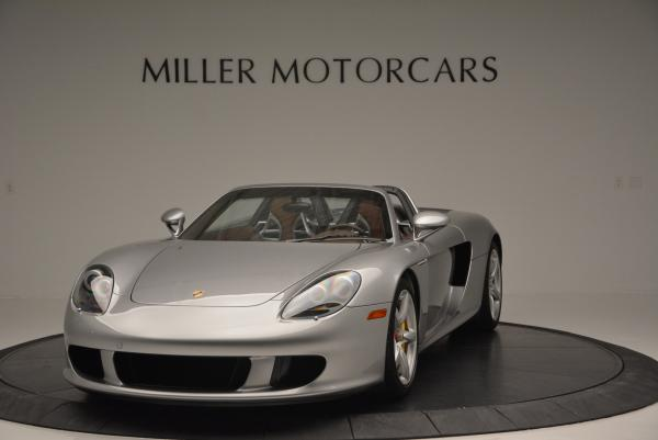 Used 2005 Porsche Carrera GT for sale Sold at Maserati of Greenwich in Greenwich CT 06830 2