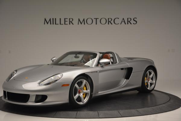 Used 2005 Porsche Carrera GT for sale Sold at Maserati of Greenwich in Greenwich CT 06830 3