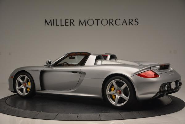 Used 2005 Porsche Carrera GT for sale Sold at Maserati of Greenwich in Greenwich CT 06830 5