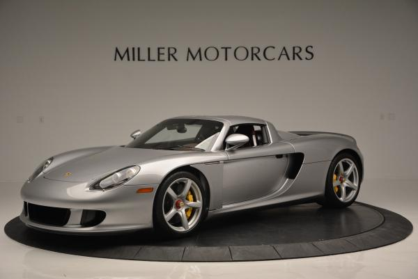 Used 2005 Porsche Carrera GT for sale Sold at Maserati of Greenwich in Greenwich CT 06830 1