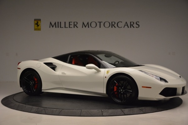 Used 2016 Ferrari 488 GTB for sale Sold at Maserati of Greenwich in Greenwich CT 06830 10