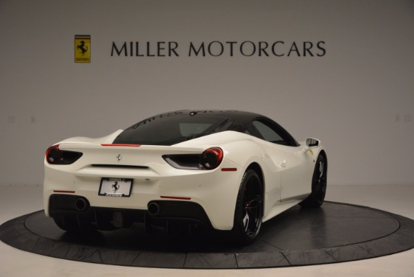 Used 2016 Ferrari 488 GTB for sale Sold at Maserati of Greenwich in Greenwich CT 06830 7