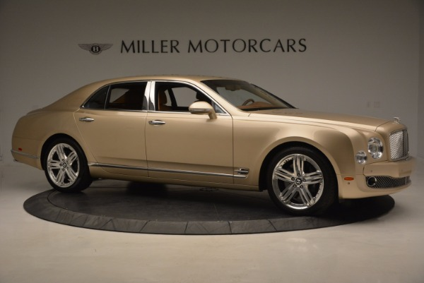 Used 2011 Bentley Mulsanne for sale Sold at Maserati of Greenwich in Greenwich CT 06830 10