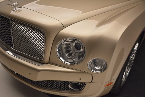 Used 2011 Bentley Mulsanne for sale Sold at Maserati of Greenwich in Greenwich CT 06830 14
