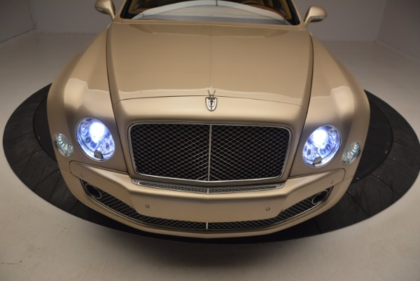 Used 2011 Bentley Mulsanne for sale Sold at Maserati of Greenwich in Greenwich CT 06830 15