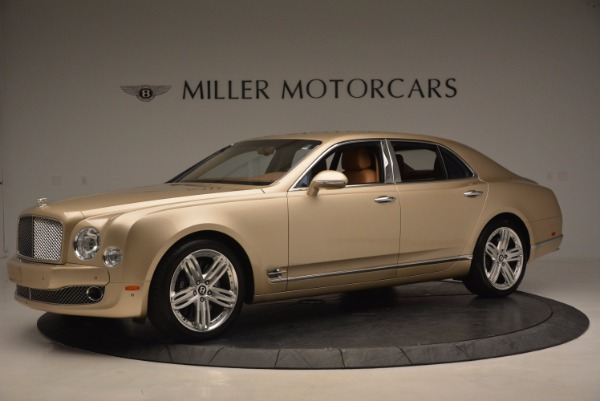 Used 2011 Bentley Mulsanne for sale Sold at Maserati of Greenwich in Greenwich CT 06830 2