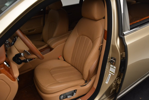 Used 2011 Bentley Mulsanne for sale Sold at Maserati of Greenwich in Greenwich CT 06830 22