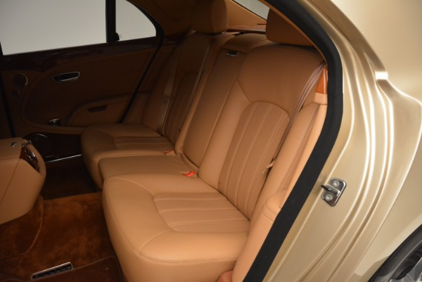 Used 2011 Bentley Mulsanne for sale Sold at Maserati of Greenwich in Greenwich CT 06830 27