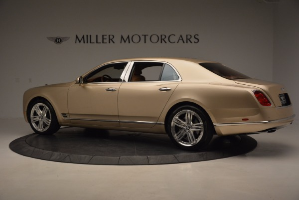 Used 2011 Bentley Mulsanne for sale Sold at Maserati of Greenwich in Greenwich CT 06830 4