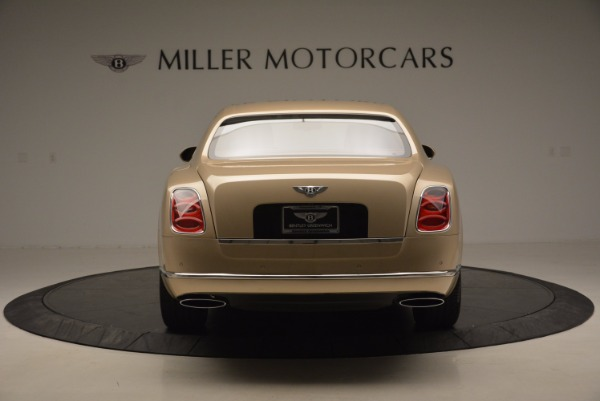 Used 2011 Bentley Mulsanne for sale Sold at Maserati of Greenwich in Greenwich CT 06830 6