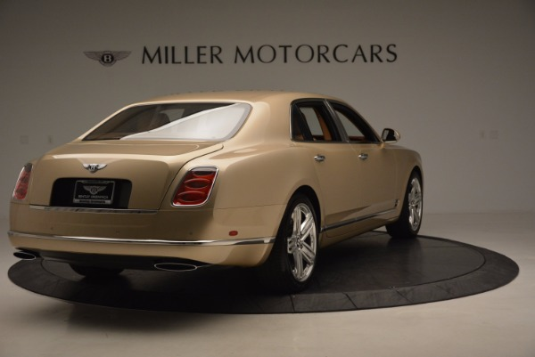 Used 2011 Bentley Mulsanne for sale Sold at Maserati of Greenwich in Greenwich CT 06830 7