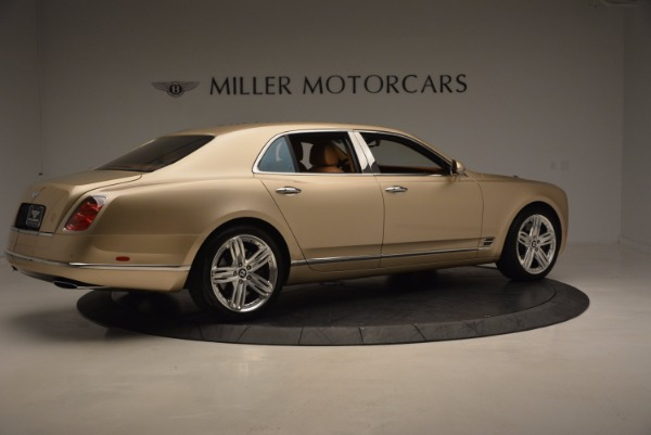 Used 2011 Bentley Mulsanne for sale Sold at Maserati of Greenwich in Greenwich CT 06830 8