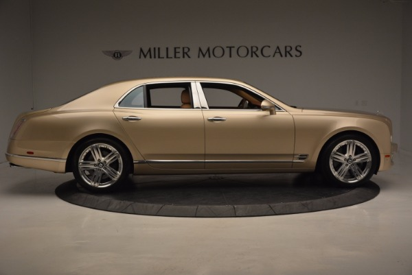 Used 2011 Bentley Mulsanne for sale Sold at Maserati of Greenwich in Greenwich CT 06830 9