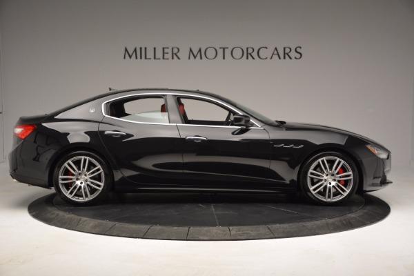 New 2017 Maserati Ghibli SQ4 for sale Sold at Maserati of Greenwich in Greenwich CT 06830 10