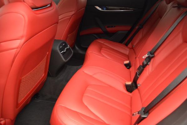 New 2017 Maserati Ghibli SQ4 for sale Sold at Maserati of Greenwich in Greenwich CT 06830 24