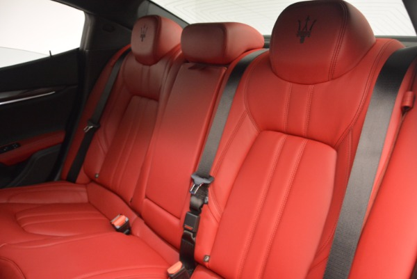 New 2017 Maserati Ghibli SQ4 for sale Sold at Maserati of Greenwich in Greenwich CT 06830 25