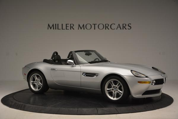 Used 2000 BMW Z8 for sale Sold at Maserati of Greenwich in Greenwich CT 06830 10