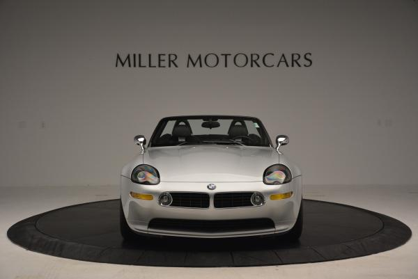 Used 2000 BMW Z8 for sale Sold at Maserati of Greenwich in Greenwich CT 06830 12