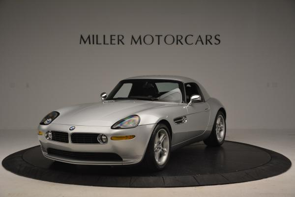 Used 2000 BMW Z8 for sale Sold at Maserati of Greenwich in Greenwich CT 06830 13