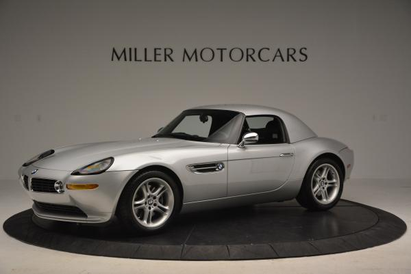 Used 2000 BMW Z8 for sale Sold at Maserati of Greenwich in Greenwich CT 06830 14