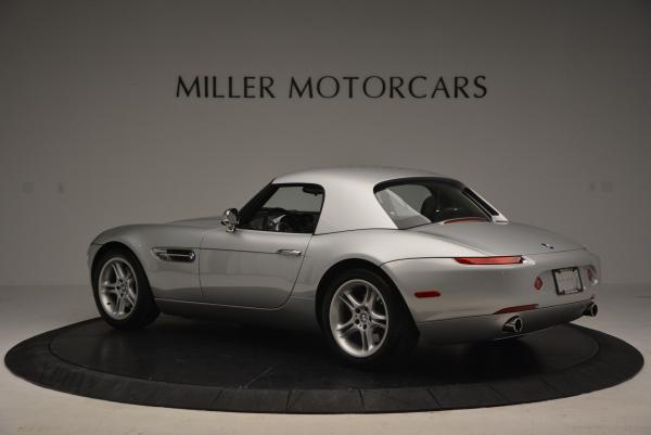 Used 2000 BMW Z8 for sale Sold at Maserati of Greenwich in Greenwich CT 06830 16