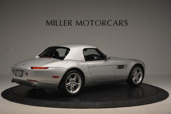 Used 2000 BMW Z8 for sale Sold at Maserati of Greenwich in Greenwich CT 06830 20