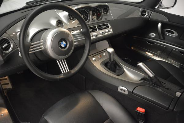 Used 2000 BMW Z8 for sale Sold at Maserati of Greenwich in Greenwich CT 06830 28