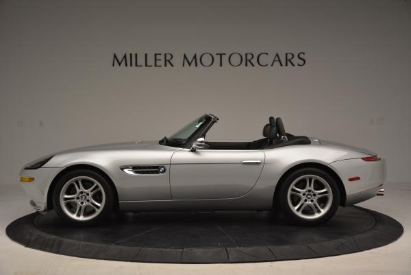Used 2000 BMW Z8 for sale Sold at Maserati of Greenwich in Greenwich CT 06830 3