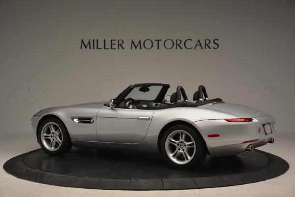 Used 2000 BMW Z8 for sale Sold at Maserati of Greenwich in Greenwich CT 06830 4
